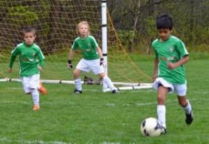 Lightning Soccer Boys