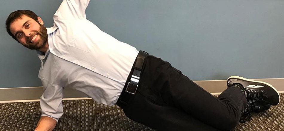 Gluteus Medius Series: Side Plank Progression