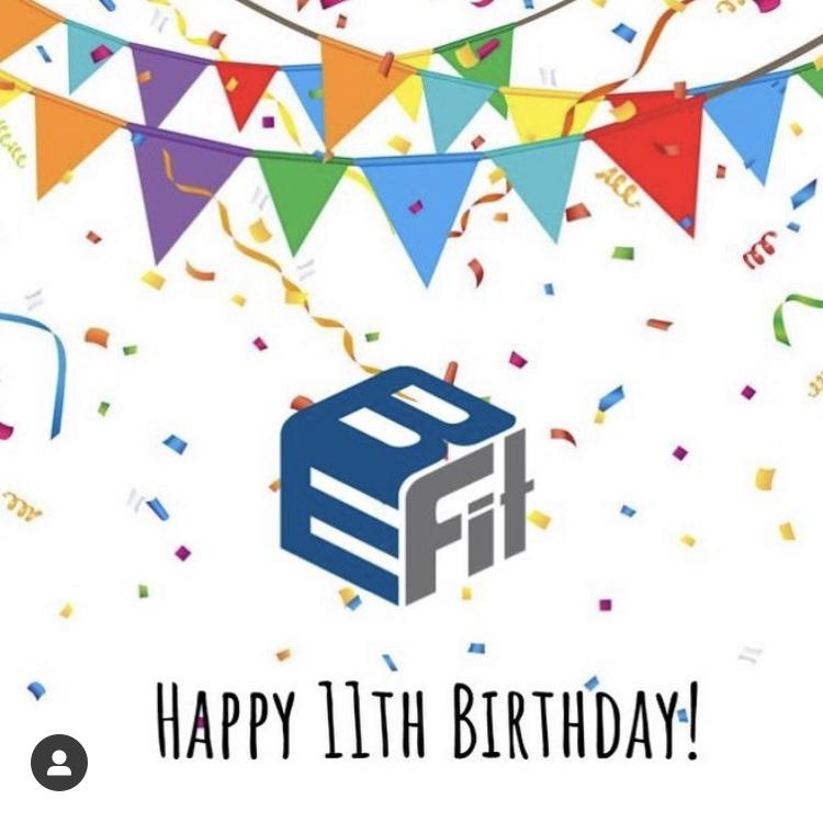 Celebrating 11 Years!
